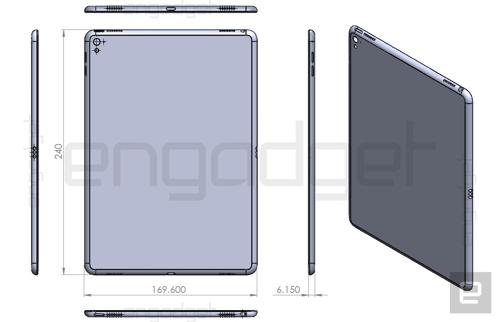 Вид iPad Air 3